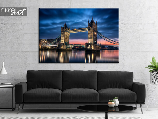 Photo sur toile Tower Bridge In London