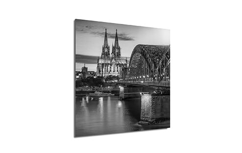 Photo sur Aluminium brossé