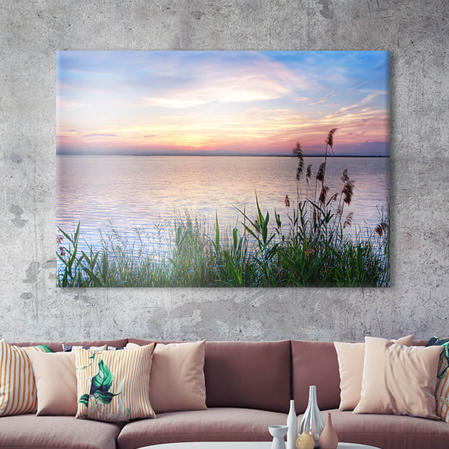 Photo sur toile paradis du rivage