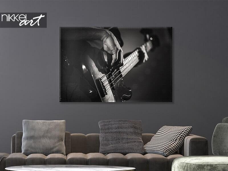 Imprimez votre plus belle photo sur toile 120 x 80 cm