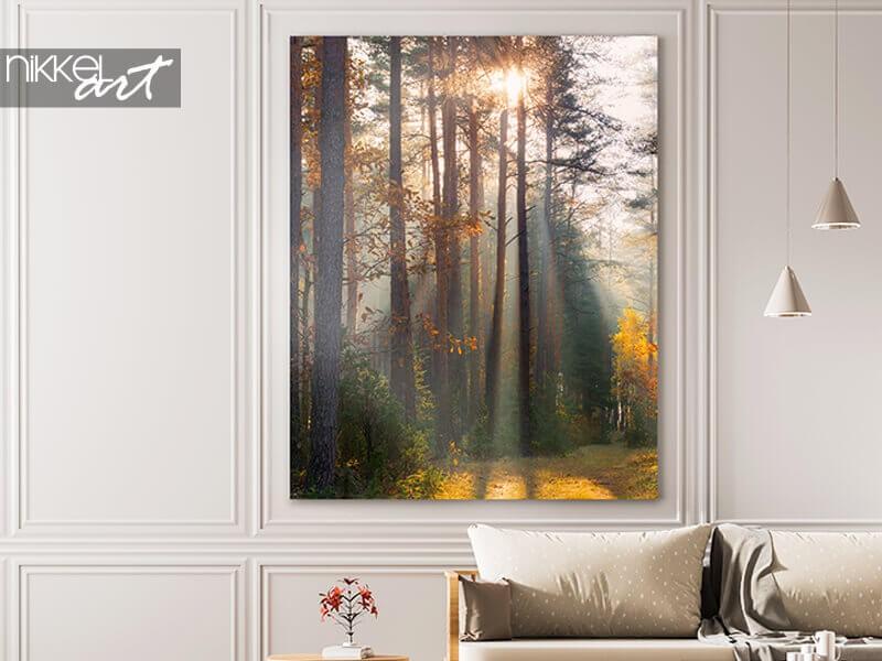 Le paysage en aluminium parfait pour votre intérieur