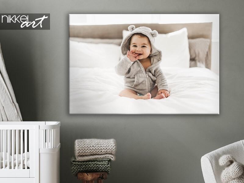 Vos plus belles photos de bébé et de grossesse sur toile
