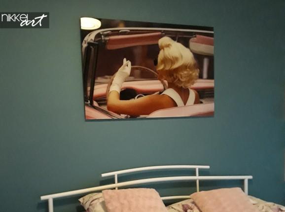 Photo sur Plexiglas Marilyn Monroe