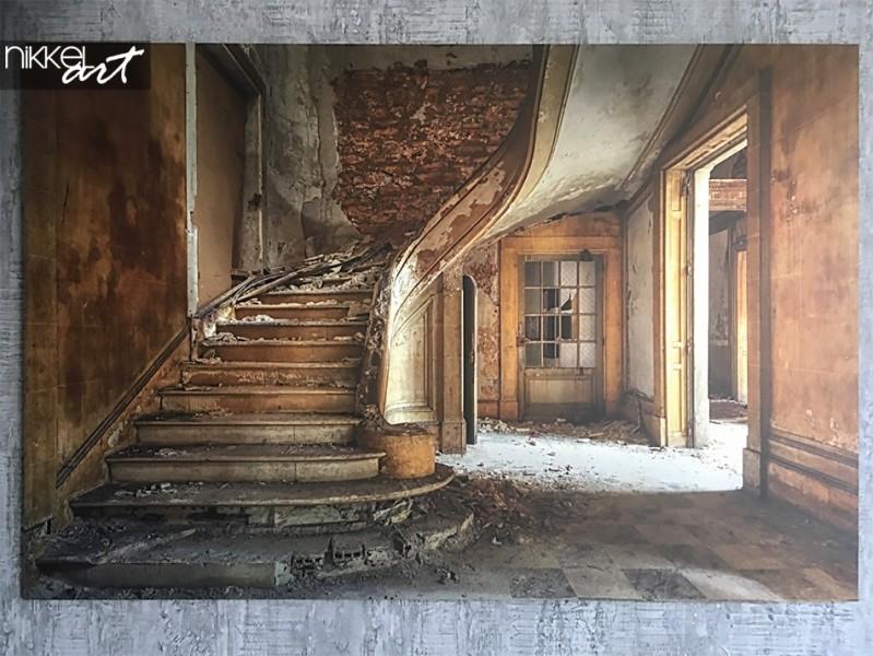 Photo sur Les Escaliers en Pierre d Aluminium