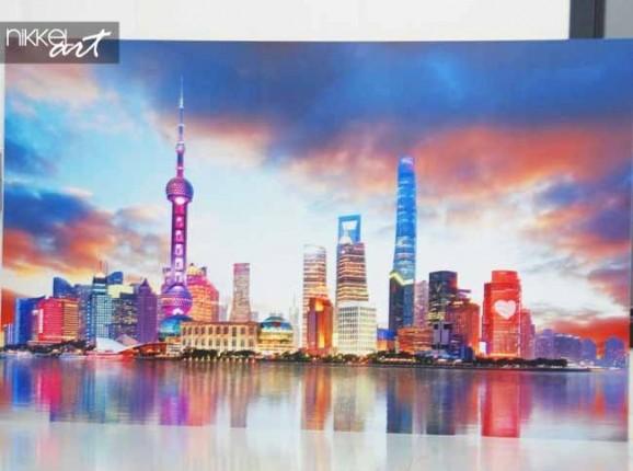 Photo sur Aluminium Chine