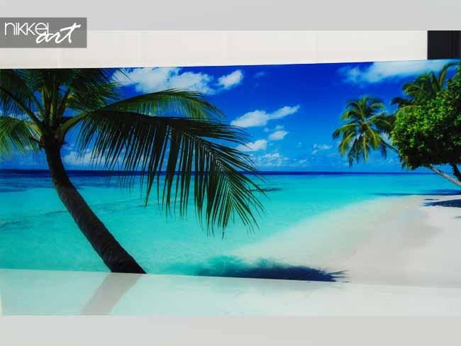 Photo sur Plexiglas Tropical plage