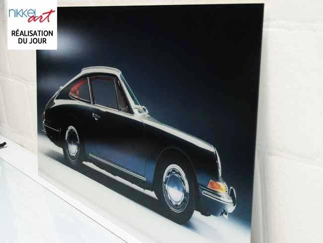 Photo sur plexiglas Porsche