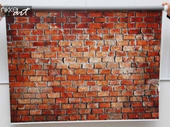 Stores photo Brick wall