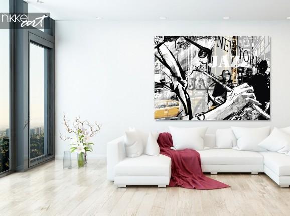 Photo sur Aluminium Art Studio