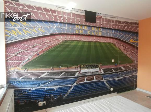 Papier peint photo de Camp Nou