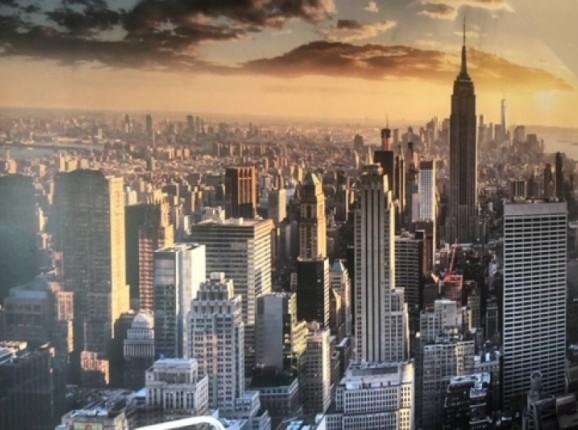 Papiers Peints Skyline New York City