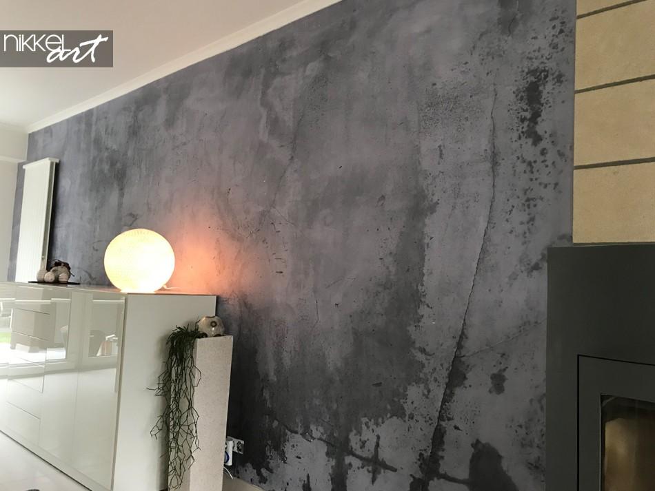 Photo Client Papier Peint en Béton