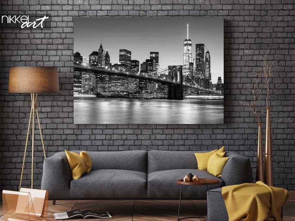 Photo sur Plexiglas New York