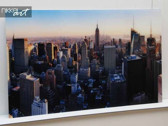 Photo sur Plexiglas New York Anti-reflex